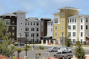 On Campus Housing